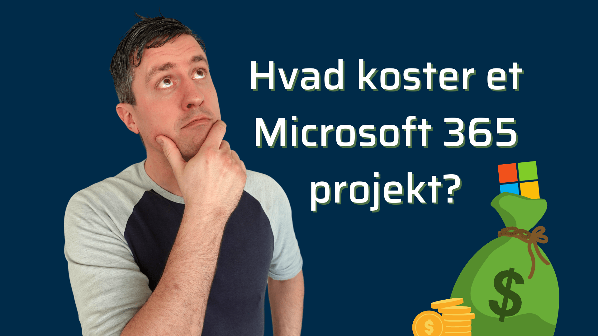 Hvad koster et Microsoft 365 projekt_