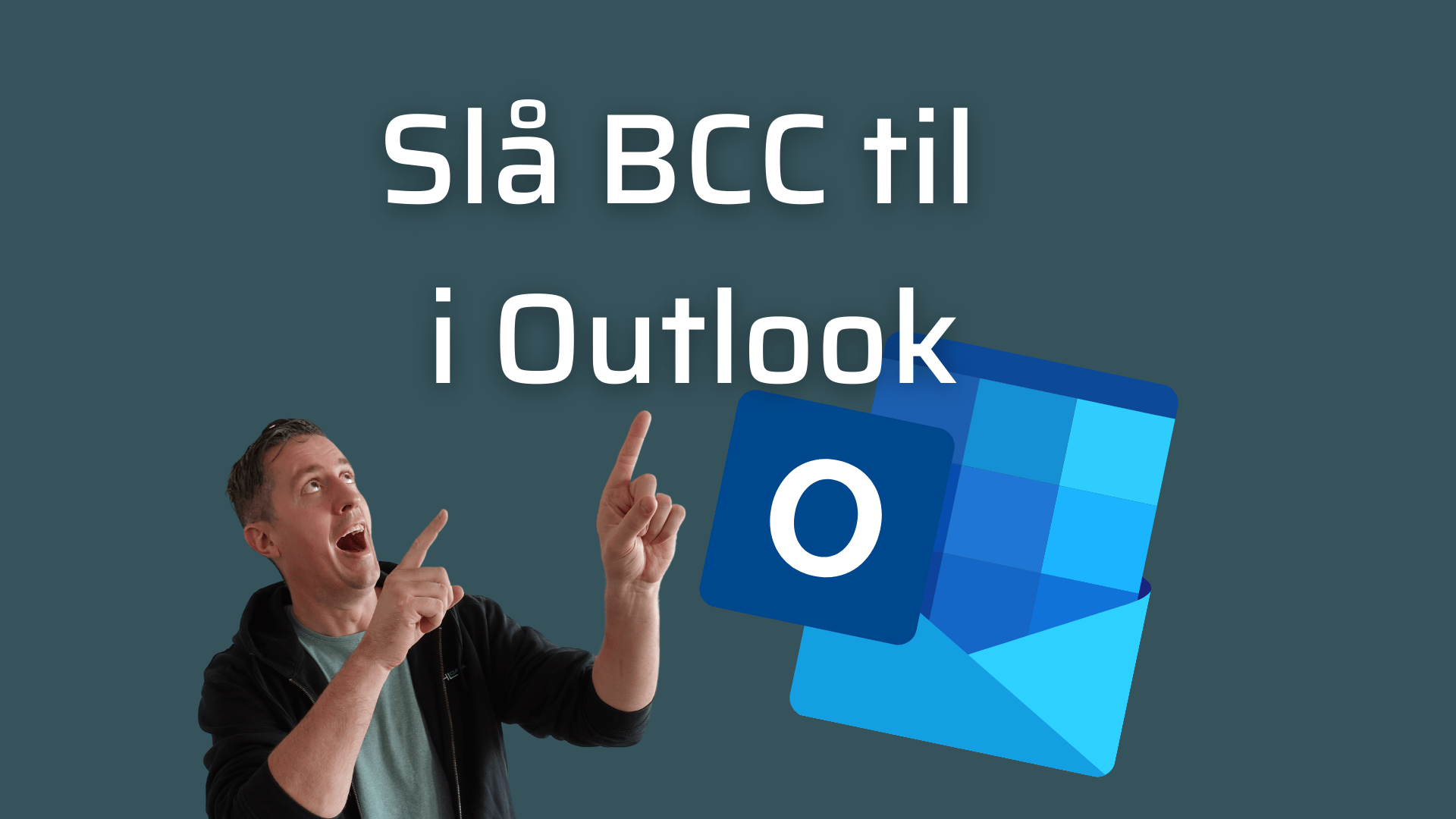 BCC i Outlook