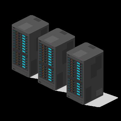 servere til professionel hosting